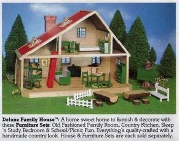 Back To Sylvanian Families