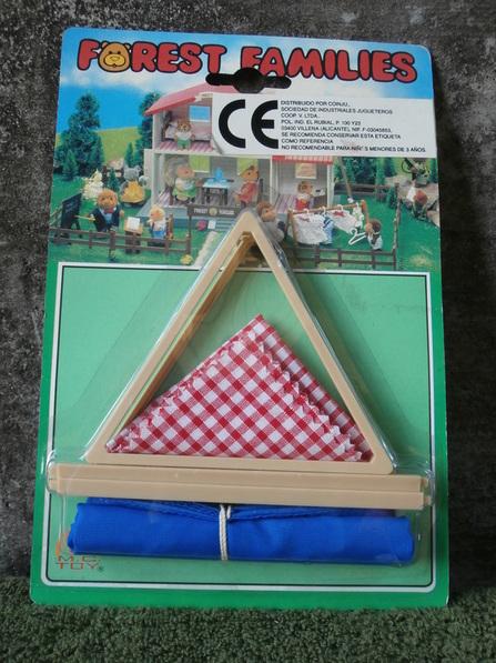 & MOC Tent - Sylvanian Haven